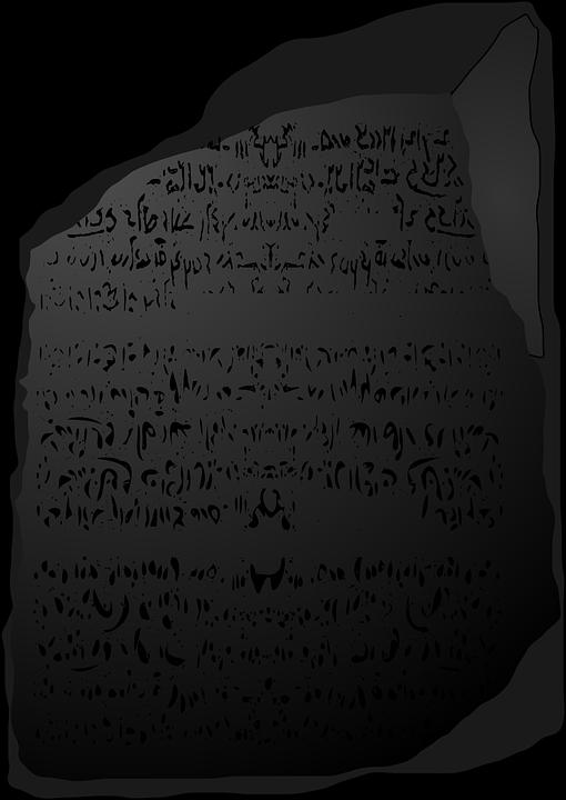 Rosetta Stone Languages - Free vector graphic on Pixabay