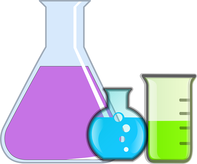 Free vector graphic: Chemistry, Mixture, Bulb, Violet ...