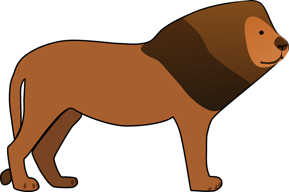 Lion Tiger Cat - Free vector graphic on Pixabay