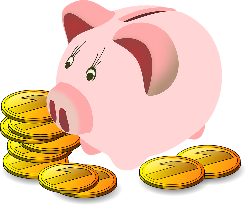 無料ブログとは?|豚の貯金箱の写真|集客できるブログはWordPressがおすすめ|アインの集客マーケティングブログ