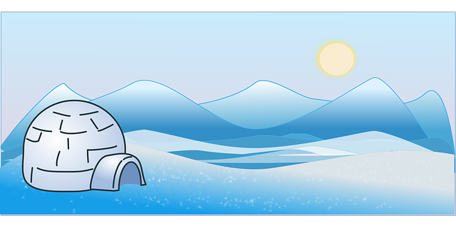 Antarctic Arctic Cold · Free Vector Graphic On Pixabay