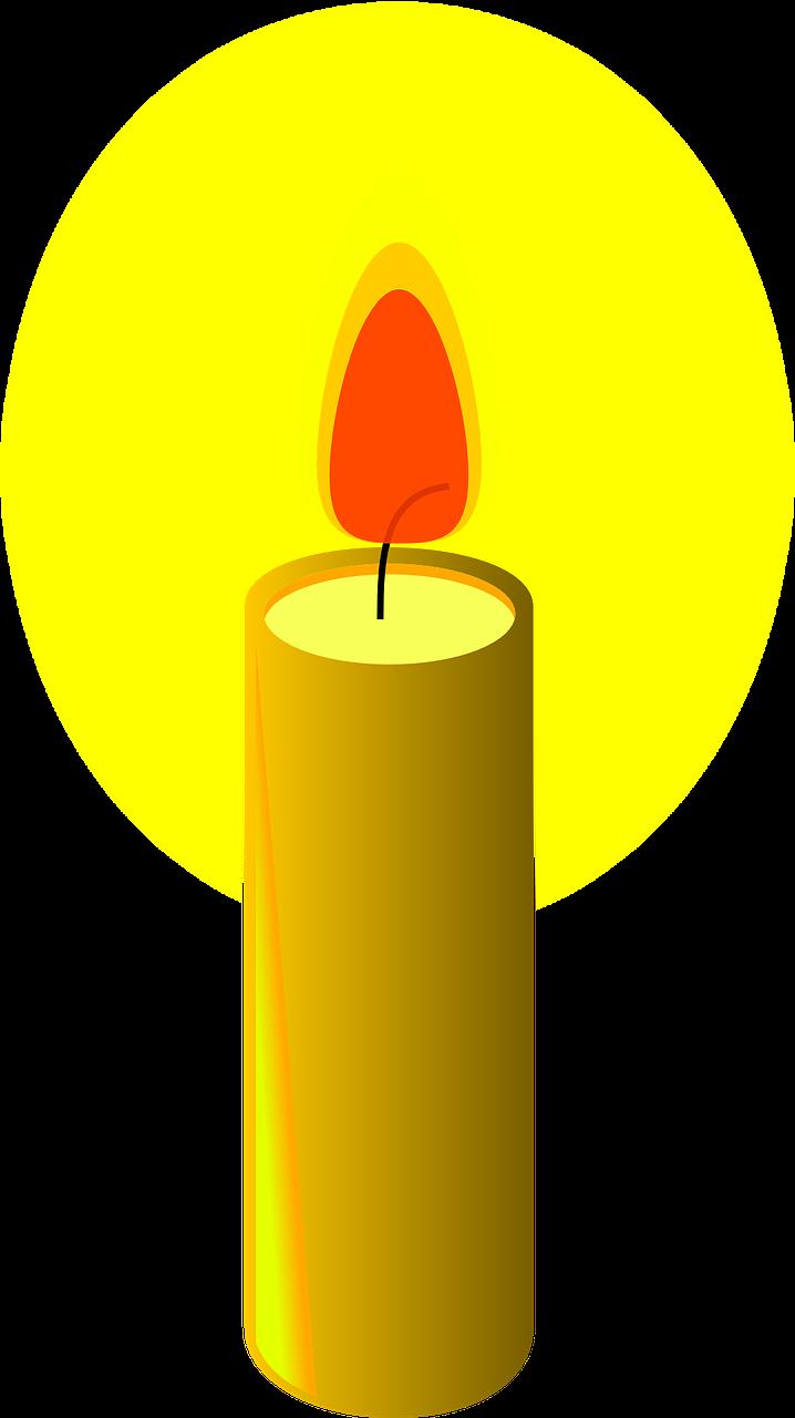 Для, свечи картинки для детей
