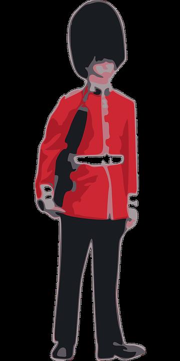 Soldat Englisch