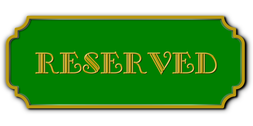 free vector graphic reserved  door  plate  green free royalty free vector stock royalty free vectors for commercial use