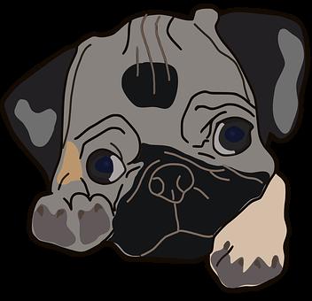 Anak Anjing Gambar Vektor Pixabay Unduh Gambar Gratis