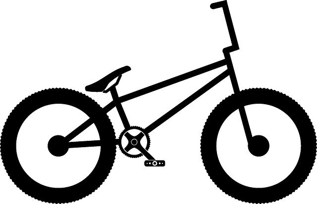 Free Vector Graphic Bike Bmx Bicycle Biking