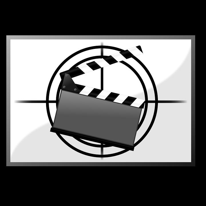 Film Szórakozás Média - Ingyenes vektorgrafika a Pixabay-en