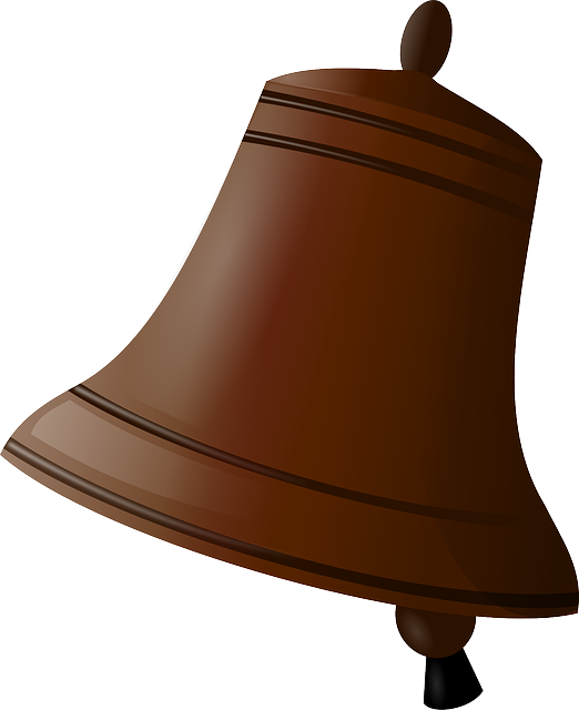 Free vector graphic: Bell, Ring, Chime, Brown - Free Image ...
