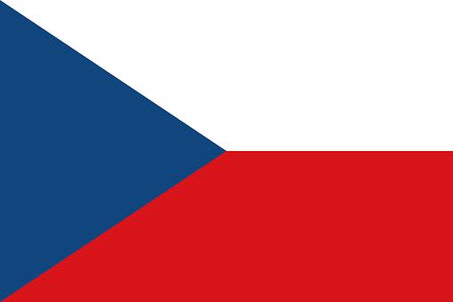 チェコ共和国, フラグ, 国旗, 国, エンサイン, シンボル, 国家の旗