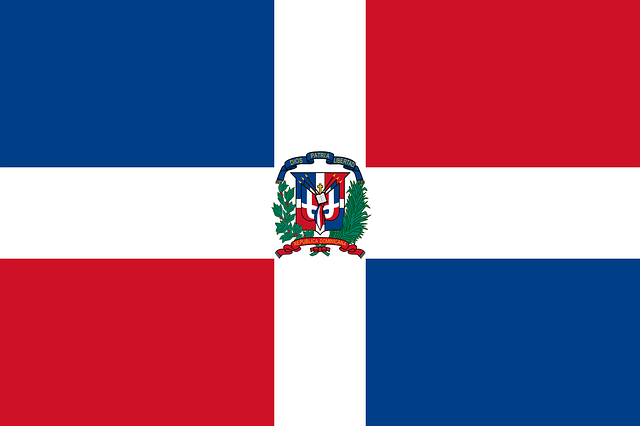 Free vector graphic: Dominican Republic, Flag - Free Image