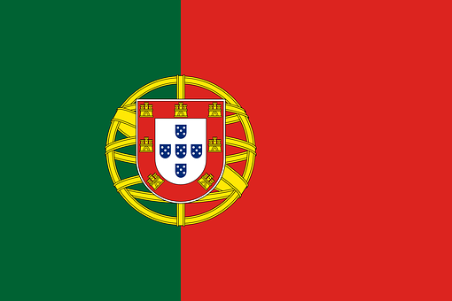 Portugal, Flag, National Flag, Nation