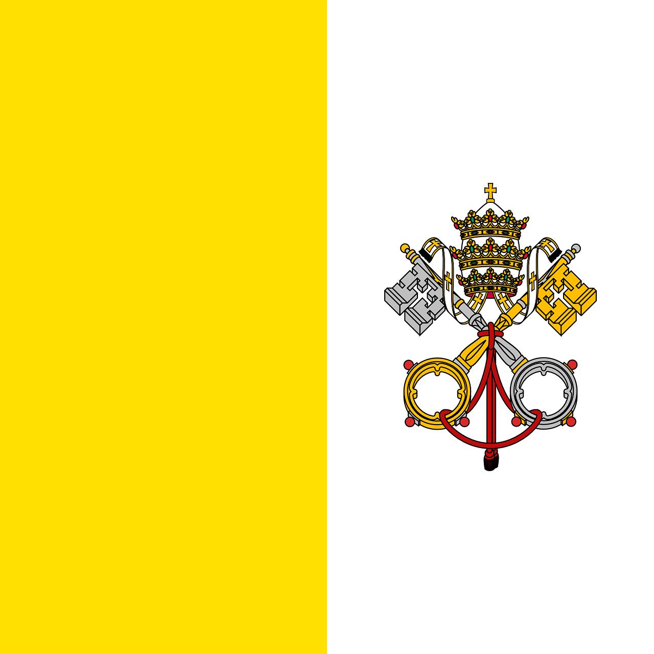 Ватикан флаг картинки