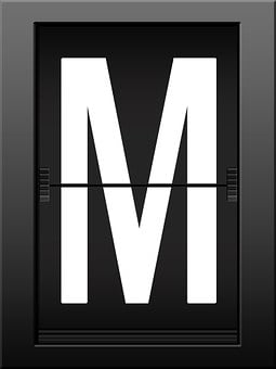 Letter M Images Pixabay Download Free Pictures