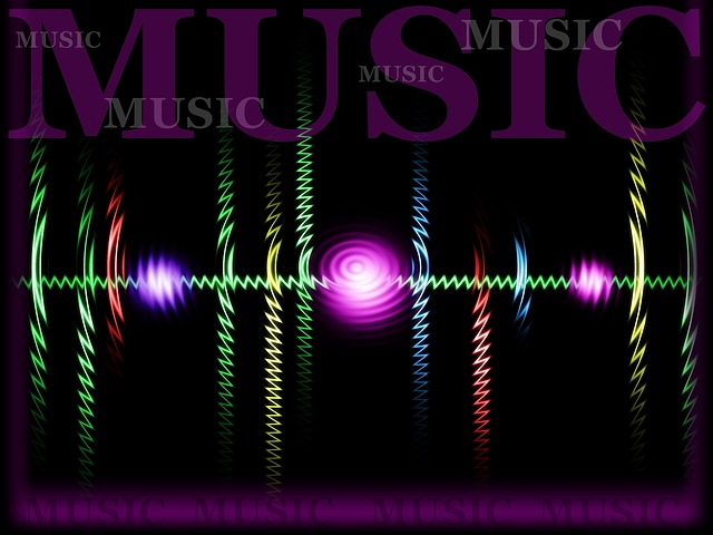 Free Illustration Music Electronic Music Frequency