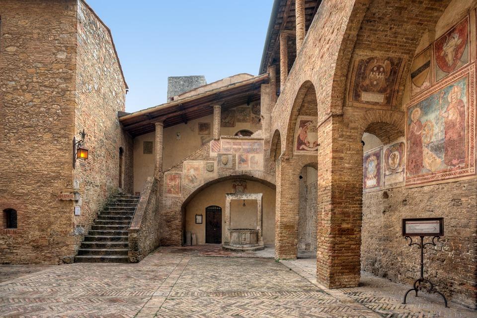 サン ・ ジミニャーノ 世界遺産 トスカーナ , Pixabayの無料写真