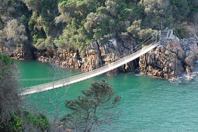 Suspension Bridge South Africa · Free photo on Pixabay | 640 x 425 jpeg 155kB