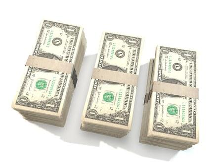 ドル, お金, ファイナンス, 富, ビジネス, 1 ドル, パック, 通貨