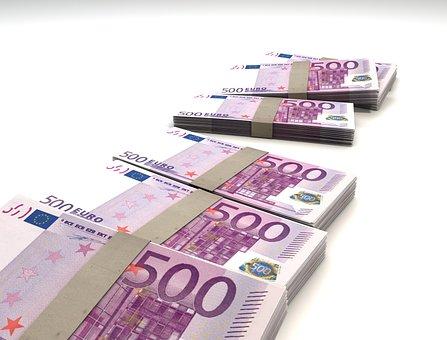 ユーロ, 通貨, お金, ファイナンス, 富, ビジネス, 成功, ユーロ