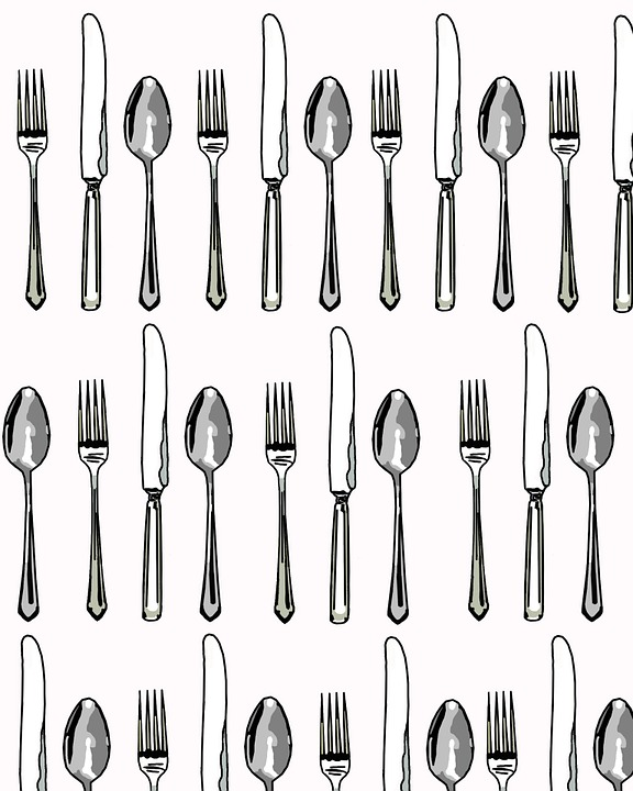 Free illustration: Fork, Spoon, Knife, Knives, Clip - Free Image ...