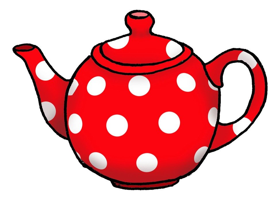 im a little teapot cartoon - photo #29
