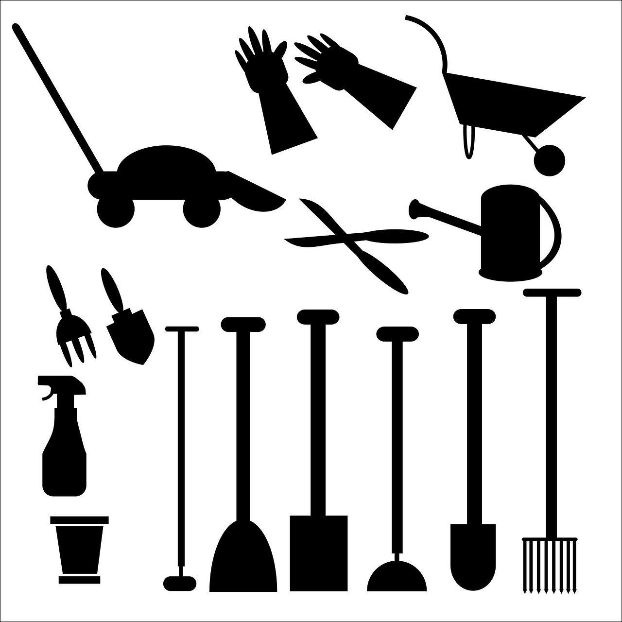 Garden Tools Gardening Free Image On Pixabay