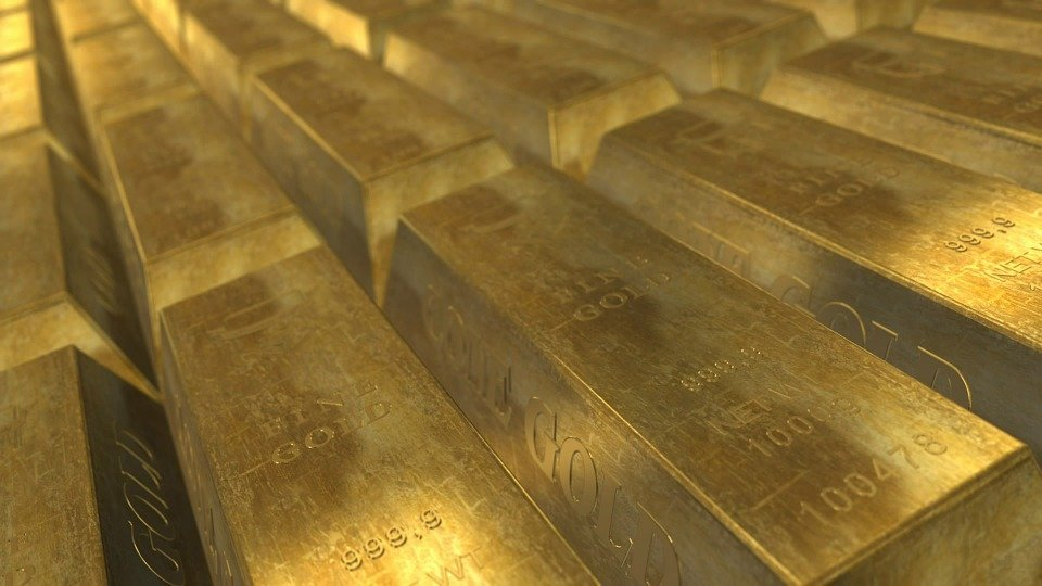 Gold, Bars, Wealth, Finance, Gold Bars, Deposit