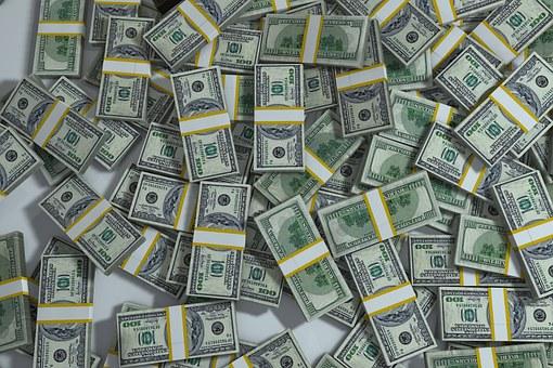 Paquetes, Pila, Dinero, Las Finanzas