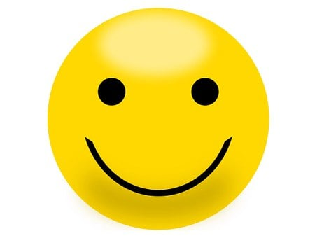 Smiley, Yellow, Happy, Smile, Emoticon