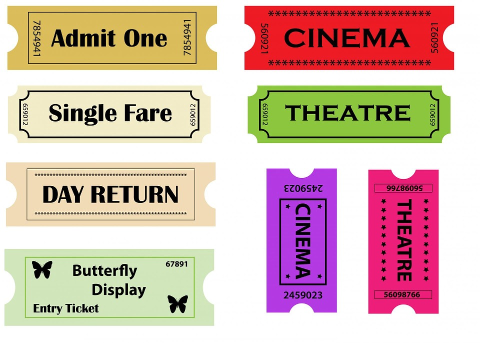 Ticket Free pictures on Pixabay – Entry Ticket Template
