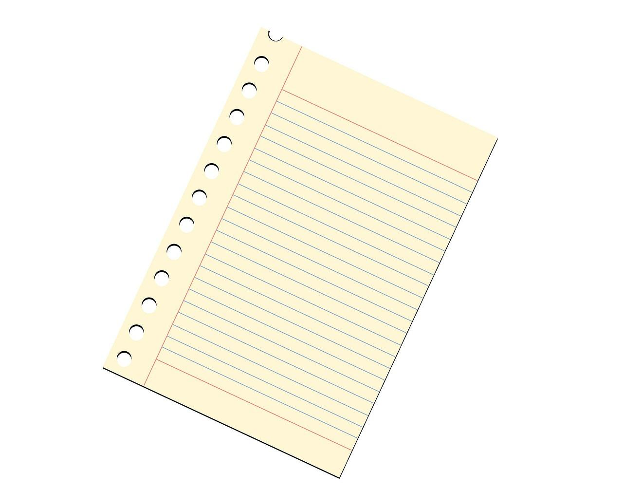 лист тетради блокнота картинки картинка история его