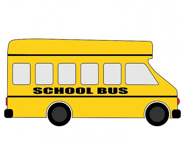 School Bus Schoolbus · Free Image On Pixabay