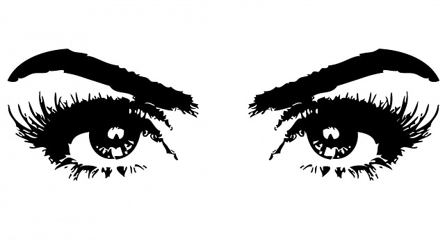 free illustration  eyes  eye  woman  female  girl