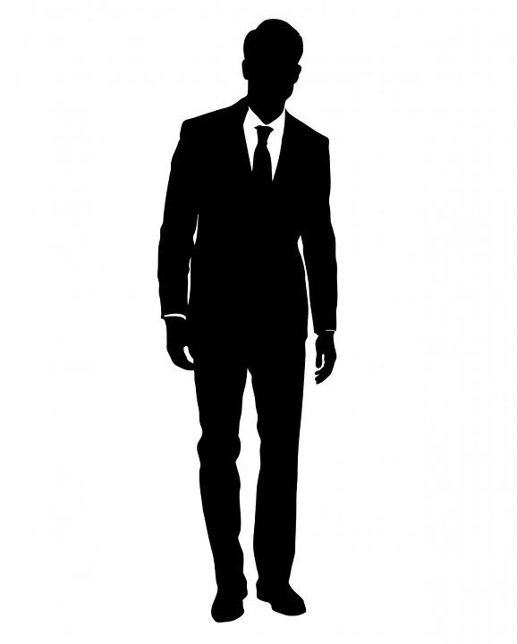 Kostenlose Illustration: Mann, Männlich, Person, Anzug ...