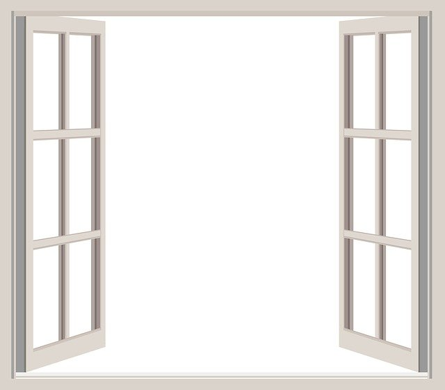 Offenes fenster von außen  Kostenlose Illustration: Fenster, Rahmen, Offen - Kostenloses Bild ...