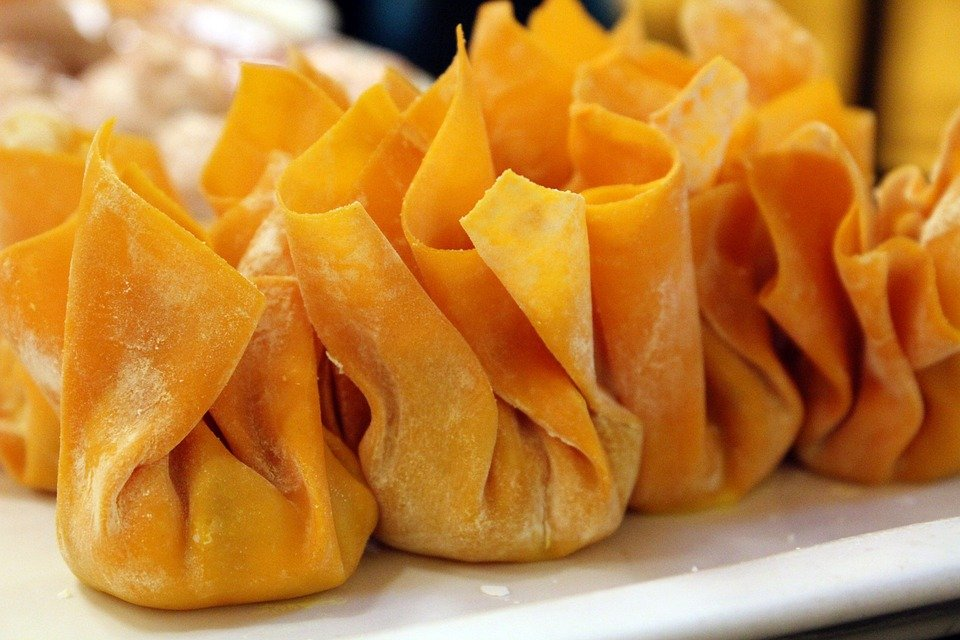 Chinese Food Menu Items