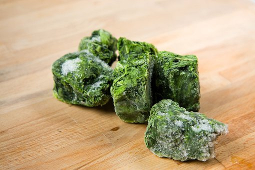 Spinach Frozen Spinach Frozen Vegetable Fo