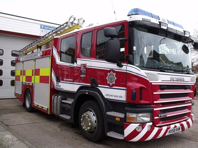 fire truck engine free photo on pixabay