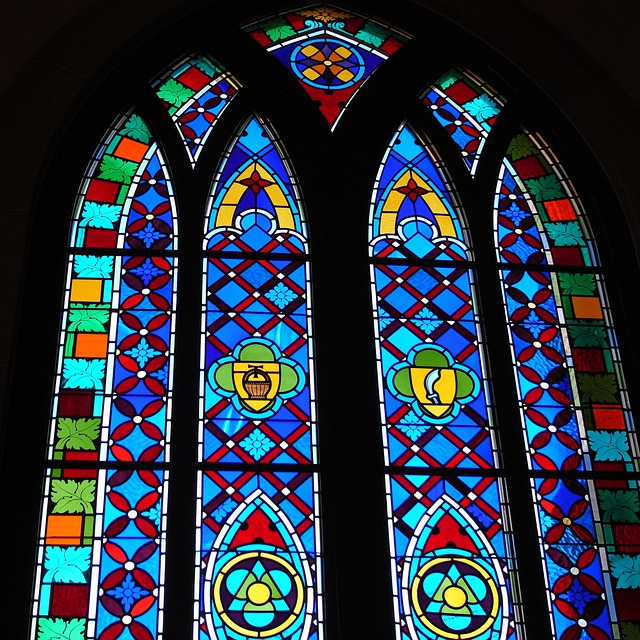 Stained Glass Window Church 183 Free Photo On Pixabay