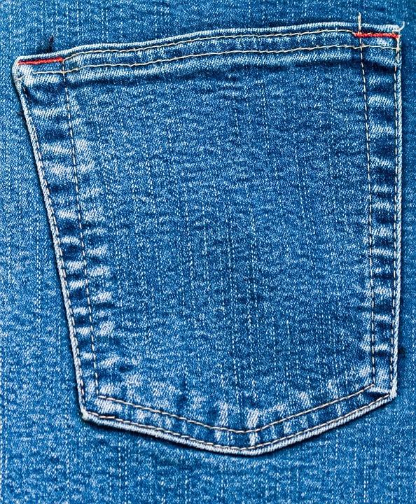 Free photo Denim Jeans Pocket Back - Free Image on Pixabay - 164983