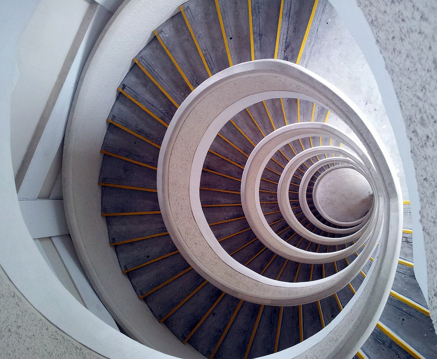 Tower Modern Staircase : Staircase spiral tower · free photo on pixabay