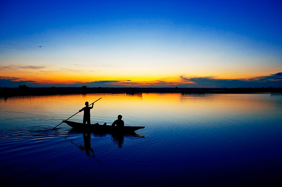 Free Photo Tam Giang Lagoon Hue Vietnam Free Image On
