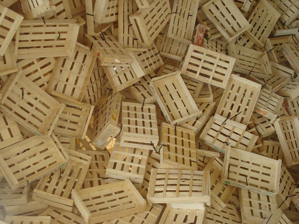 Gratis foto houten kisten stapel houten doos gratis - Cajas de madera para decorar baratas ...