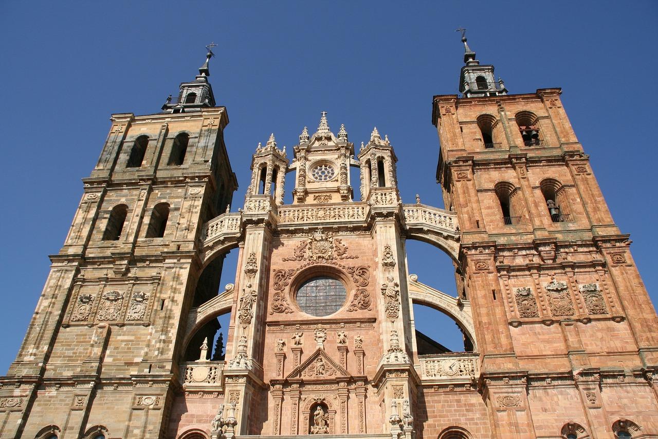 этом город леон испания фото например, фотография