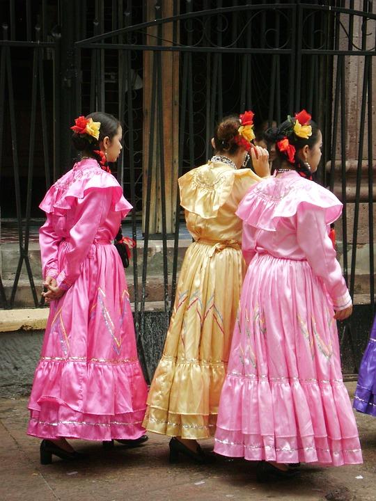 6b96772a0 Vestidos Folkloricos Danza - Foto gratis en Pixabay