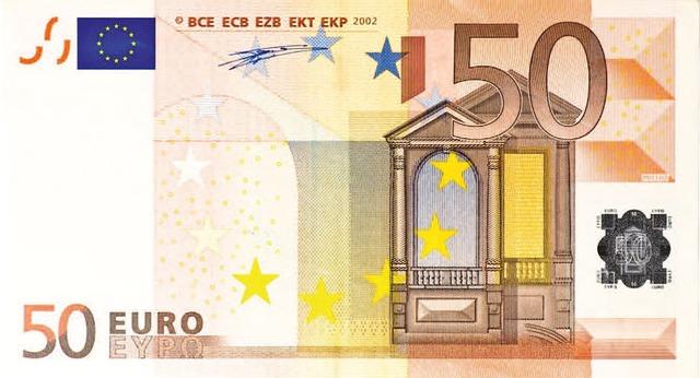 Kostenloses foto geldschein 50 euro geld banknote for Sessel 50 euro
