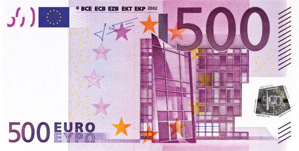 Free photo dollar bill 500 euro money free image on for Cuisine 500 euros