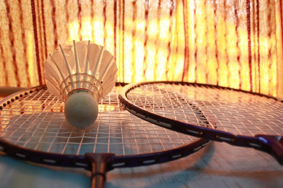 Badminton, Volant, Jeux, Sports, Le Sport, Raquette