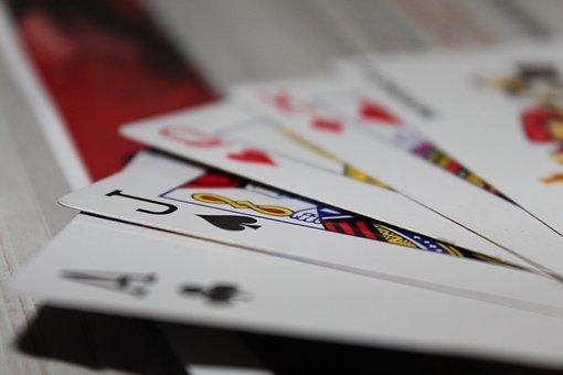Cards, Playing, Game, Gambling, Casino