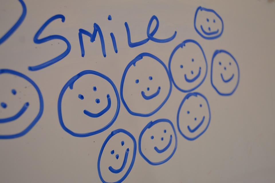 Sorriso Emoticon Sorridente Foto Gratis Su Pixabay