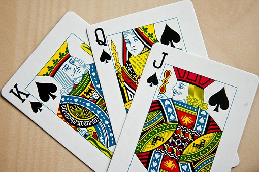 Playing Cards, Cards, High Cards, Spades